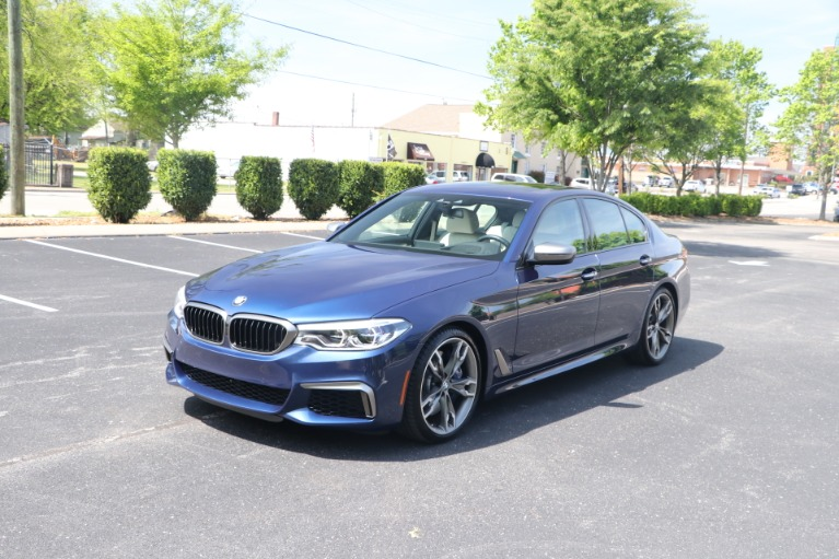 Used 2018 BMW M550i xDrive W/NAV for sale Sold at Auto Collection in Murfreesboro TN 37130 2