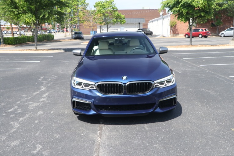 Used 2018 BMW M550i xDrive W/NAV for sale Sold at Auto Collection in Murfreesboro TN 37130 5