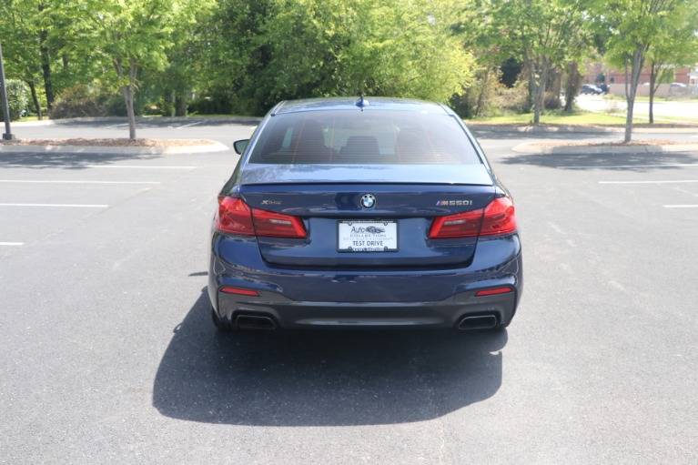 Used 2018 BMW M550i xDrive W/NAV for sale Sold at Auto Collection in Murfreesboro TN 37130 6