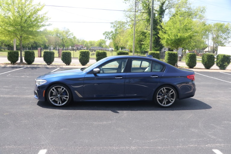 Used 2018 BMW M550i xDrive W/NAV for sale Sold at Auto Collection in Murfreesboro TN 37130 7