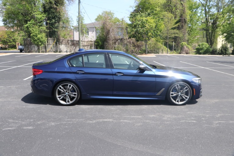 Used 2018 BMW M550i xDrive W/NAV for sale Sold at Auto Collection in Murfreesboro TN 37130 8