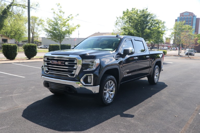Used 2020 GMC Sierra 1500 SLT 4WD CREW CAB W/NAV for sale Sold at Auto Collection in Murfreesboro TN 37130 2
