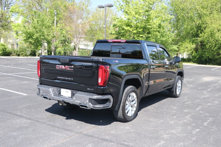 Used 2020 GMC Sierra 1500 SLT 4WD CREW CAB W/NAV for sale Sold at Auto Collection in Murfreesboro TN 37130 3