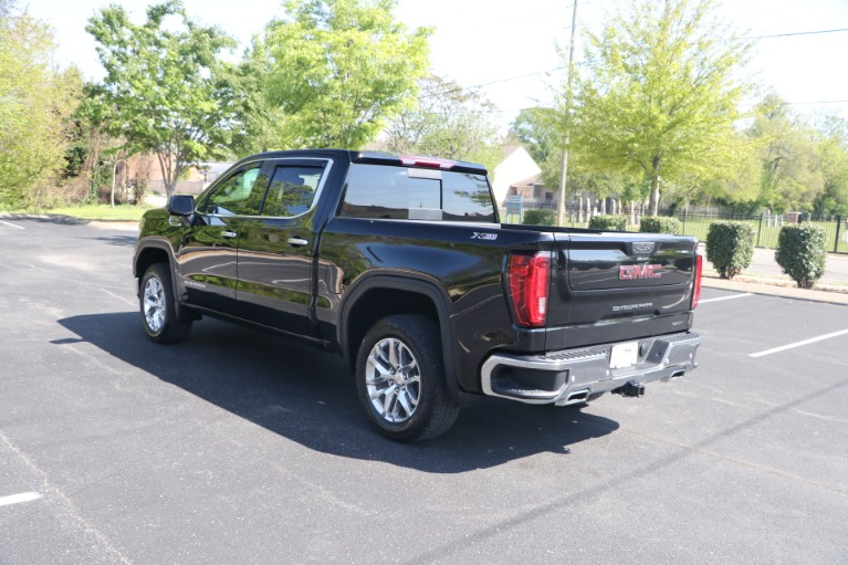 Used 2020 GMC Sierra 1500 SLT 4WD CREW CAB W/NAV for sale Sold at Auto Collection in Murfreesboro TN 37130 4
