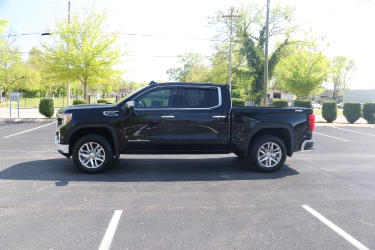 Used 2020 GMC Sierra 1500 SLT 4WD CREW CAB W/NAV for sale Sold at Auto Collection in Murfreesboro TN 37130 7