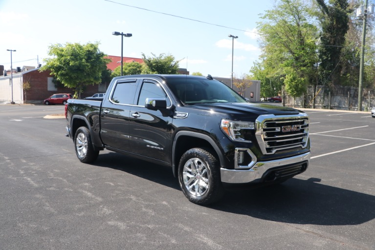 Used 2020 GMC Sierra 1500 SLT 4WD CREW CAB W/NAV for sale Sold at Auto Collection in Murfreesboro TN 37130 1