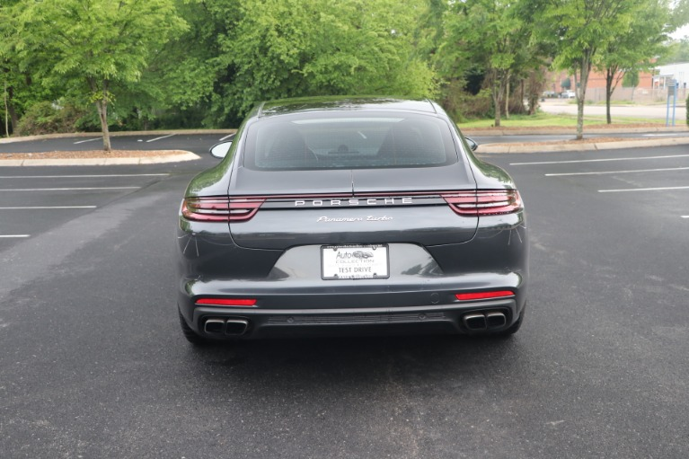 Used 2018 Porsche Panamera TURBO PREMIUM PLUS SPORT CHRONO W/NAV for sale $99,950 at Auto Collection in Murfreesboro TN 37130 6