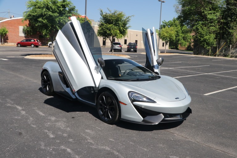 Used 2019 McLaren 570S COUPE W/NAV for sale $179,950 at Auto Collection in Murfreesboro TN 37130 2