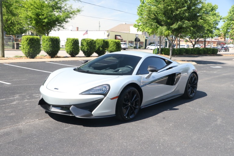 Used 2019 McLaren 570S COUPE W/NAV for sale $179,950 at Auto Collection in Murfreesboro TN 37130 3