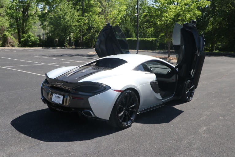 Used 2019 McLaren 570S COUPE W/NAV for sale $179,950 at Auto Collection in Murfreesboro TN 37130 6
