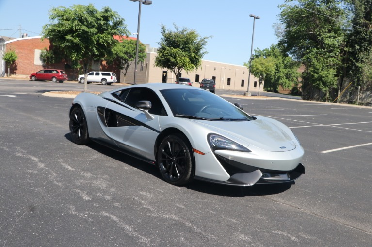 Used 2019 McLaren 570S COUPE W/NAV for sale $179,950 at Auto Collection in Murfreesboro TN 37130 1