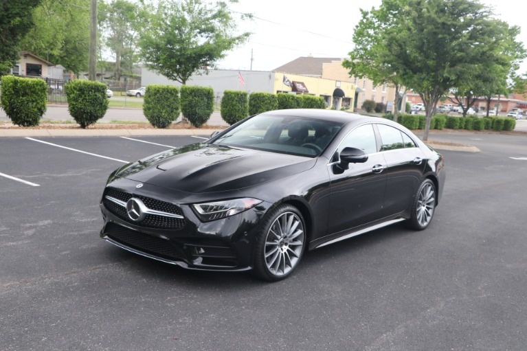 Used 2020 Mercedes-Benz CLS 450 4MATIC PREMIUM Coupe W/NAV for sale $74,950 at Auto Collection in Murfreesboro TN 37130 2
