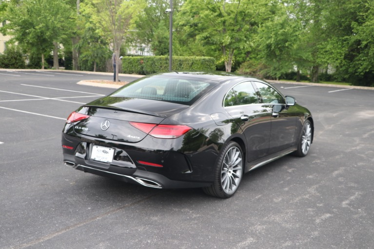 Used 2020 Mercedes-Benz CLS 450 4MATIC PREMIUM Coupe W/NAV for sale $74,950 at Auto Collection in Murfreesboro TN 37130 3