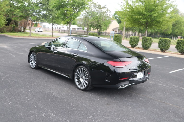 Used 2020 Mercedes-Benz CLS 450 4MATIC PREMIUM Coupe W/NAV for sale $74,950 at Auto Collection in Murfreesboro TN 37130 4