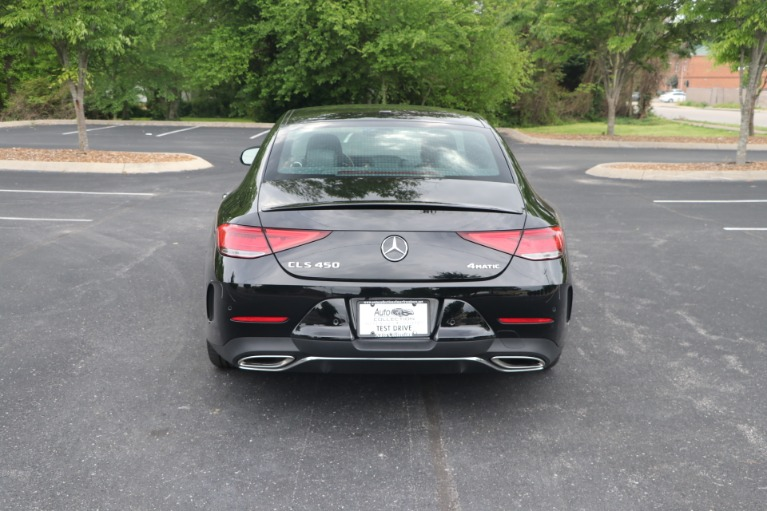 Used 2020 Mercedes-Benz CLS 450 4MATIC PREMIUM Coupe W/NAV for sale $74,950 at Auto Collection in Murfreesboro TN 37130 6