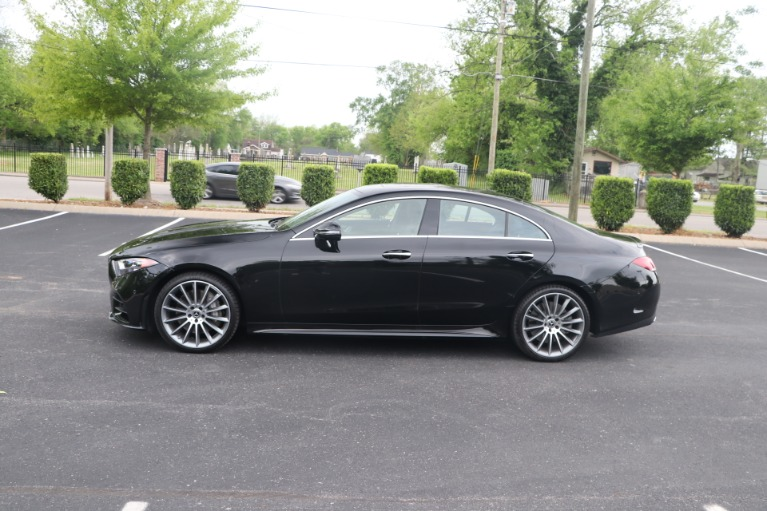 Used 2020 Mercedes-Benz CLS 450 4MATIC PREMIUM Coupe W/NAV for sale $74,950 at Auto Collection in Murfreesboro TN 37130 7