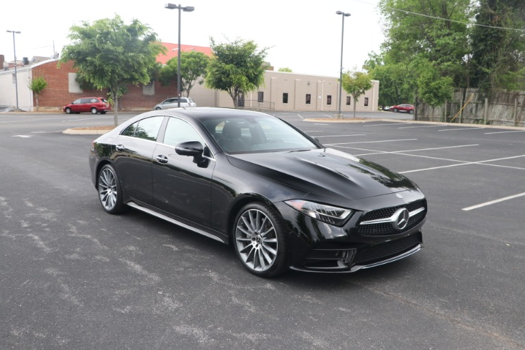 Used 2020 Mercedes-Benz CLS 450 4MATIC PREMIUM Coupe W/NAV for sale $74,950 at Auto Collection in Murfreesboro TN 37130 1