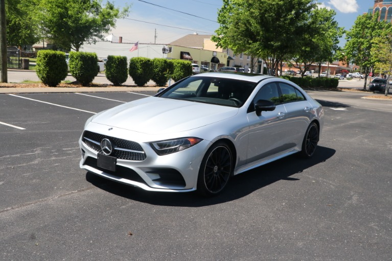 Used 2020 Mercedes-Benz CLS 450 COUPE PREMIUM RWD W/NAV for sale $72,950 at Auto Collection in Murfreesboro TN 37130 2