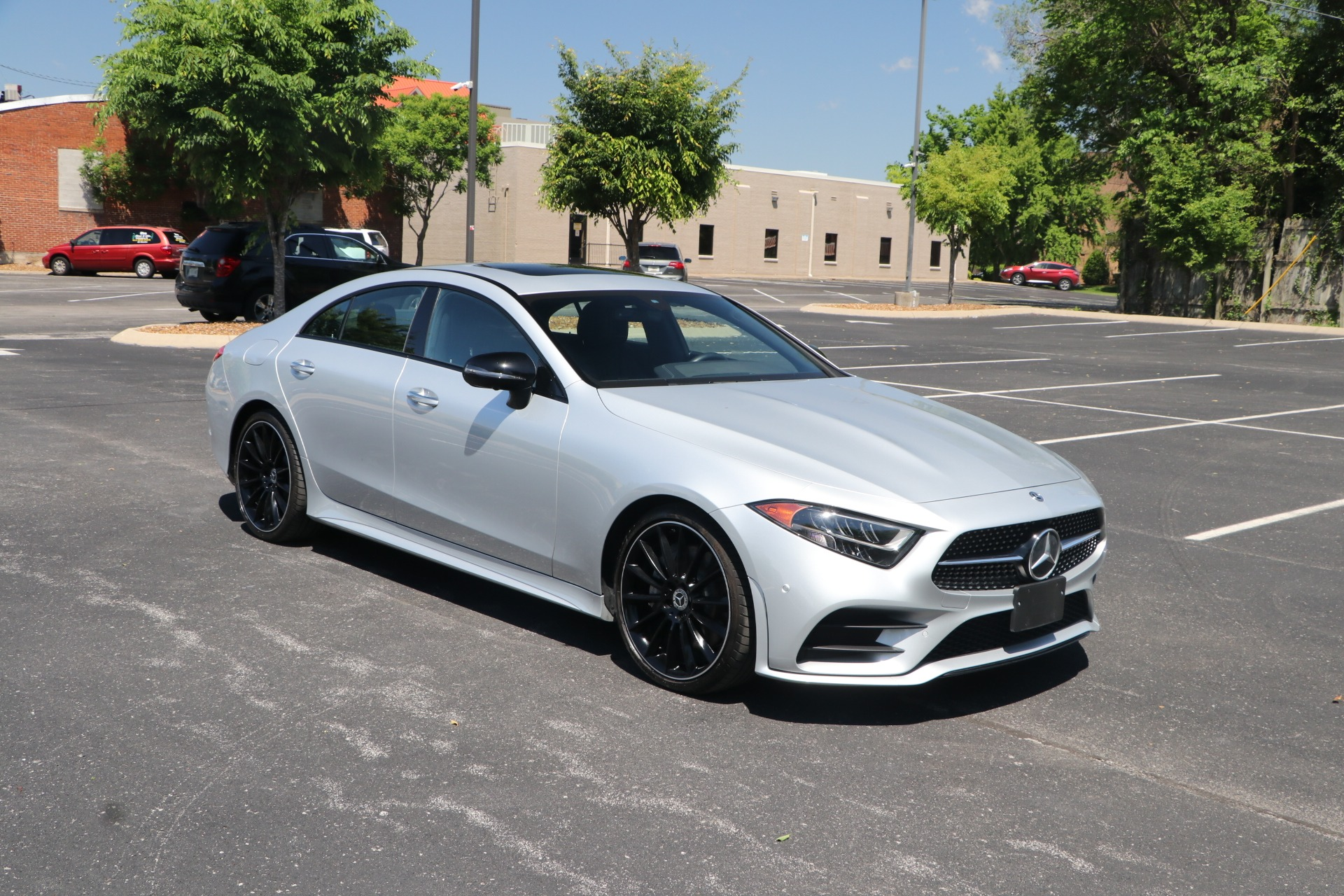 Used 2020 Mercedes-Benz CLS 450 COUPE PREMIUM RWD W/NAV for sale $72,950 at Auto Collection in Murfreesboro TN 37130 1