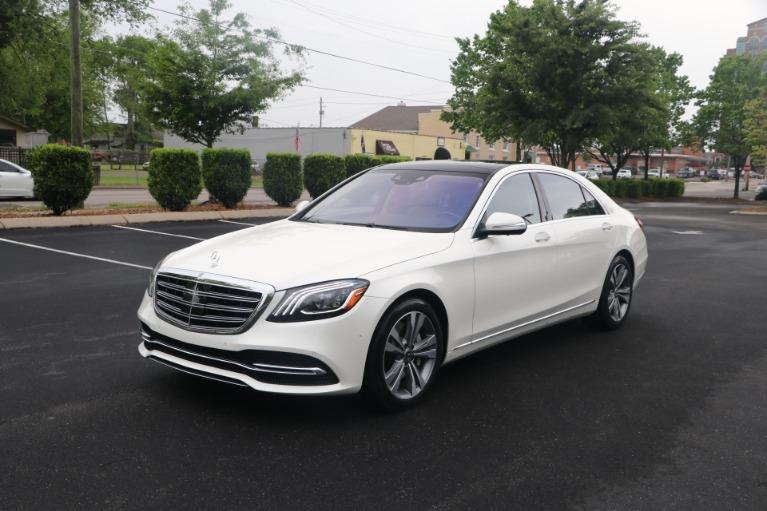 Used 2020 Mercedes-Benz S450 4MATIC PREMIUM W/NAV for sale $87,950 at Auto Collection in Murfreesboro TN 37130 2