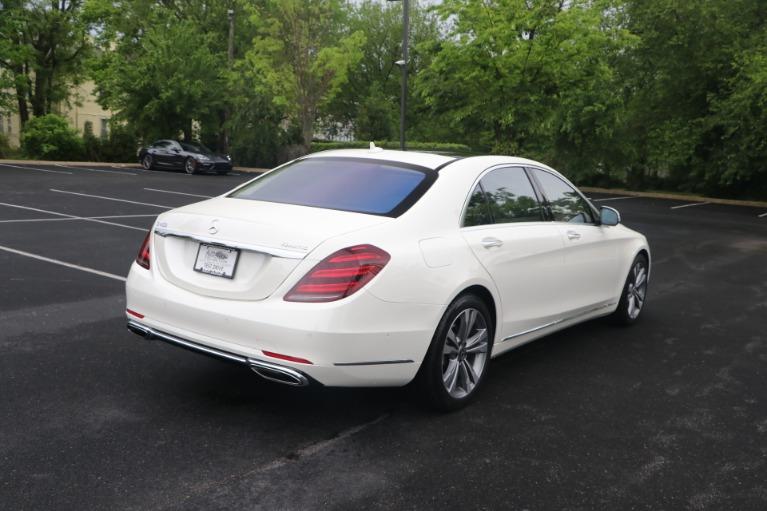 Used 2020 Mercedes-Benz S450 4MATIC PREMIUM W/NAV for sale $87,950 at Auto Collection in Murfreesboro TN 37130 3