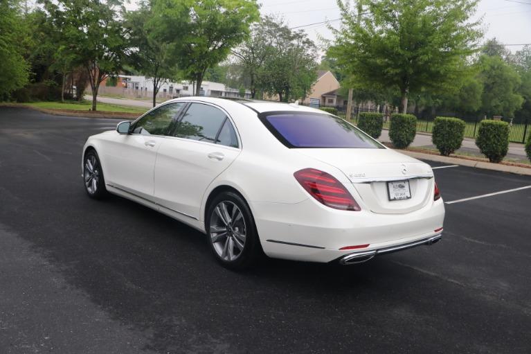 Used 2020 Mercedes-Benz S450 4MATIC PREMIUM W/NAV for sale $87,950 at Auto Collection in Murfreesboro TN 37130 4