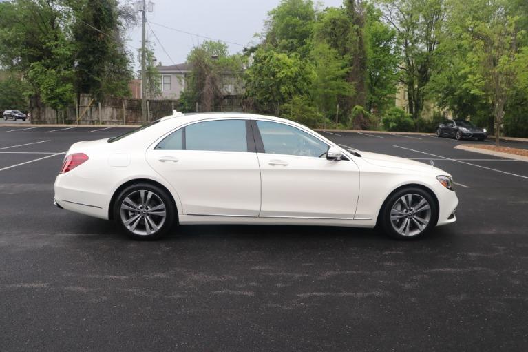 Used 2020 Mercedes-Benz S450 4MATIC PREMIUM W/NAV for sale $87,950 at Auto Collection in Murfreesboro TN 37130 8