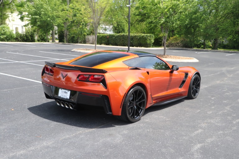 Used 2019 Chevrolet Corvette 2LT GRAN SPORT RWD W/NAV for sale Sold at Auto Collection in Murfreesboro TN 37130 3