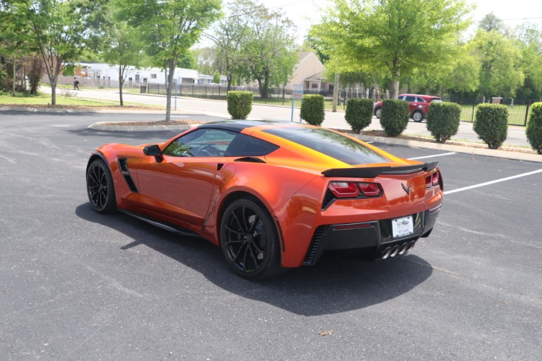 Used 2019 Chevrolet Corvette 2LT GRAN SPORT RWD W/NAV for sale Sold at Auto Collection in Murfreesboro TN 37130 4