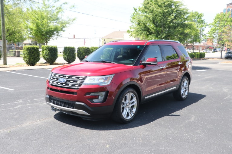 Used 2016 Ford Explorer Limited for sale Sold at Auto Collection in Murfreesboro TN 37130 2