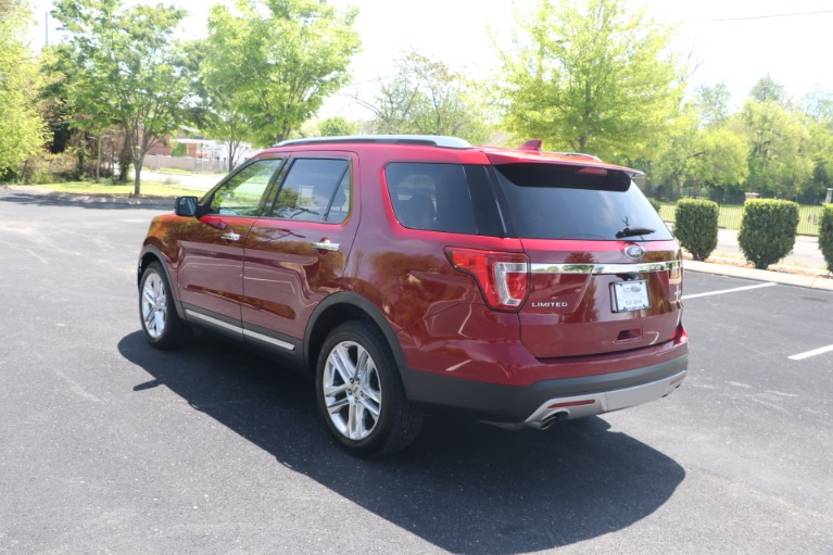 Used 2016 Ford Explorer Limited for sale Sold at Auto Collection in Murfreesboro TN 37130 4