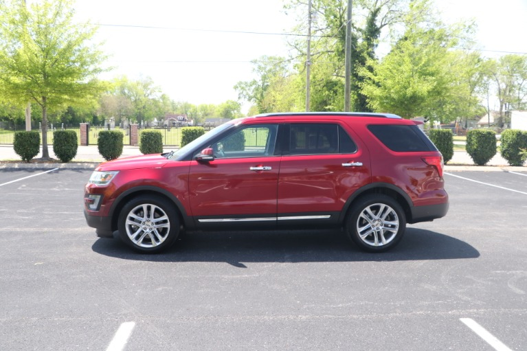 Used 2016 Ford Explorer Limited for sale Sold at Auto Collection in Murfreesboro TN 37130 7