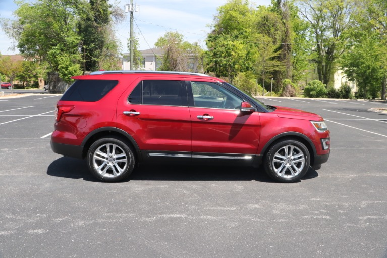 Used 2016 Ford Explorer Limited for sale Sold at Auto Collection in Murfreesboro TN 37130 8