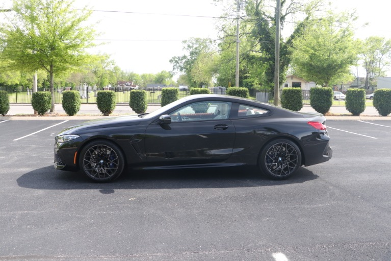 Used 2020 BMW M8 COMPETITION COUPE W/NAV for sale Sold at Auto Collection in Murfreesboro TN 37130 7