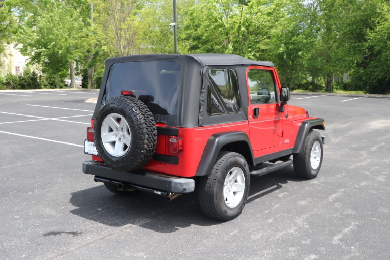 Used 2004 Jeep Wrangler RUBICON 2DR for sale Sold at Auto Collection in Murfreesboro TN 37130 3