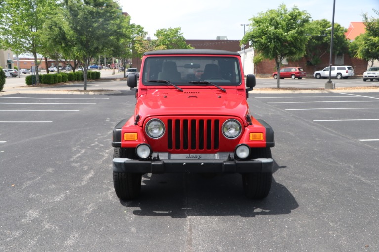 Used 2004 Jeep Wrangler RUBICON 2DR for sale Sold at Auto Collection in Murfreesboro TN 37130 5
