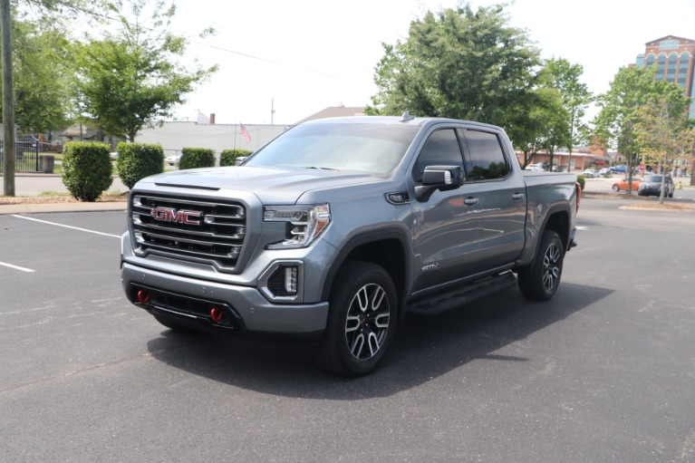 Used 2020 GMC Sierra 1500 AT4 PREMIUM DIESEL 4WD CREW CAB W/NAV for sale Sold at Auto Collection in Murfreesboro TN 37130 2
