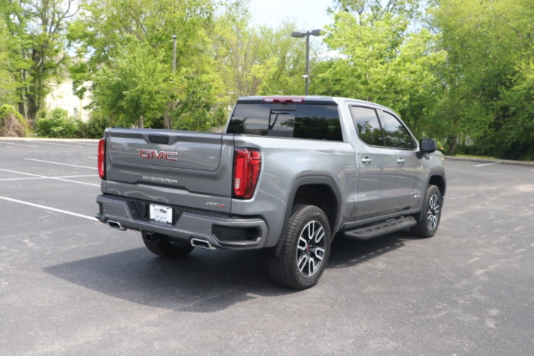 Used 2020 GMC Sierra 1500 AT4 PREMIUM DIESEL 4WD CREW CAB W/NAV for sale Sold at Auto Collection in Murfreesboro TN 37130 3