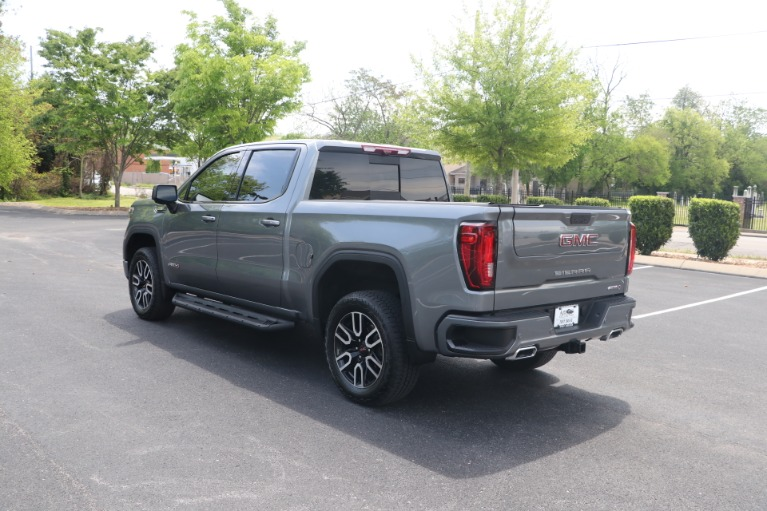 Used 2020 GMC Sierra 1500 AT4 PREMIUM DIESEL 4WD CREW CAB W/NAV for sale Sold at Auto Collection in Murfreesboro TN 37130 4
