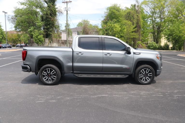 Used 2020 GMC Sierra 1500 AT4 PREMIUM DIESEL 4WD CREW CAB W/NAV for sale Sold at Auto Collection in Murfreesboro TN 37130 8
