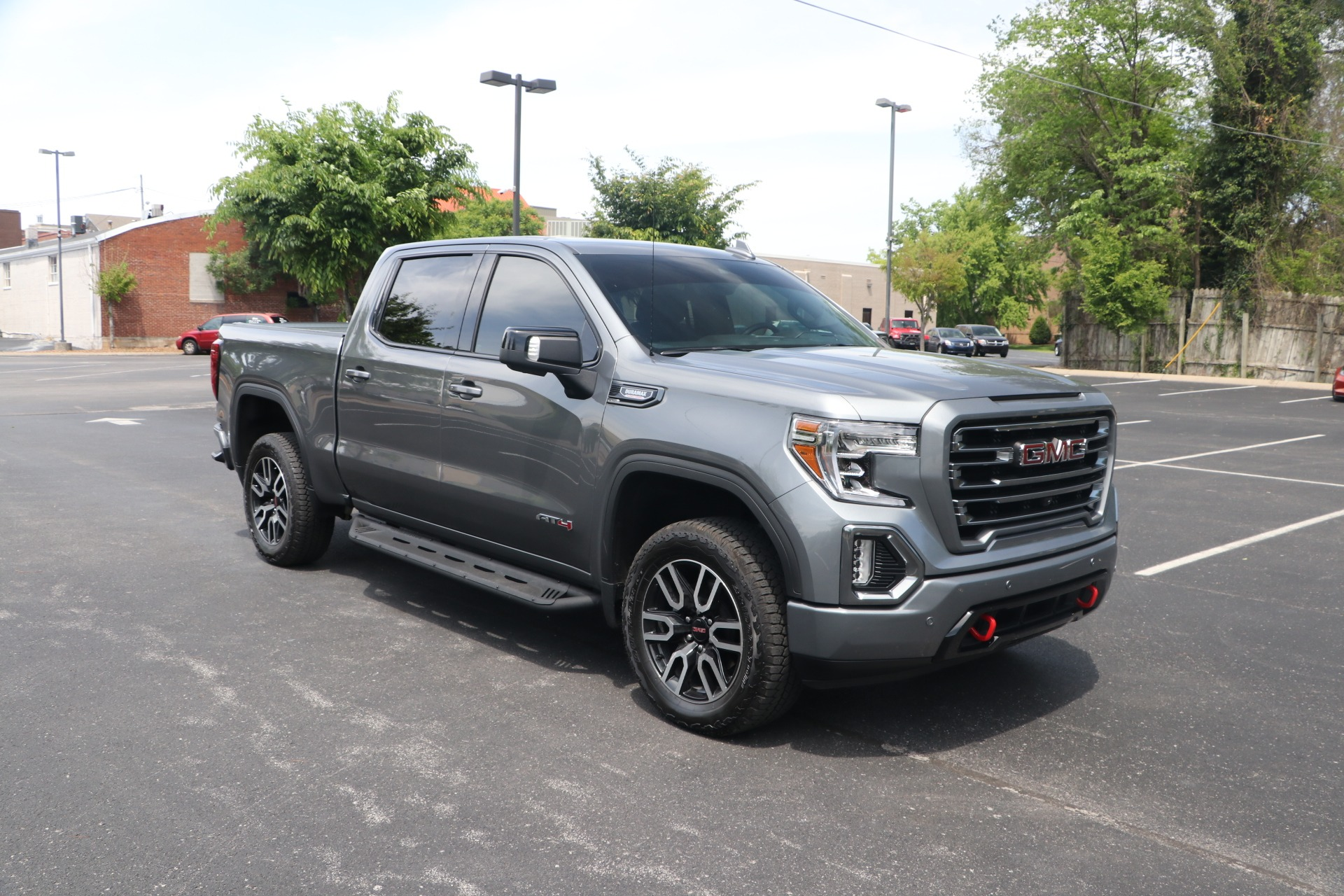 Used 2020 GMC Sierra 1500 AT4 PREMIUM DIESEL 4WD CREW CAB W/NAV for sale Sold at Auto Collection in Murfreesboro TN 37130 1