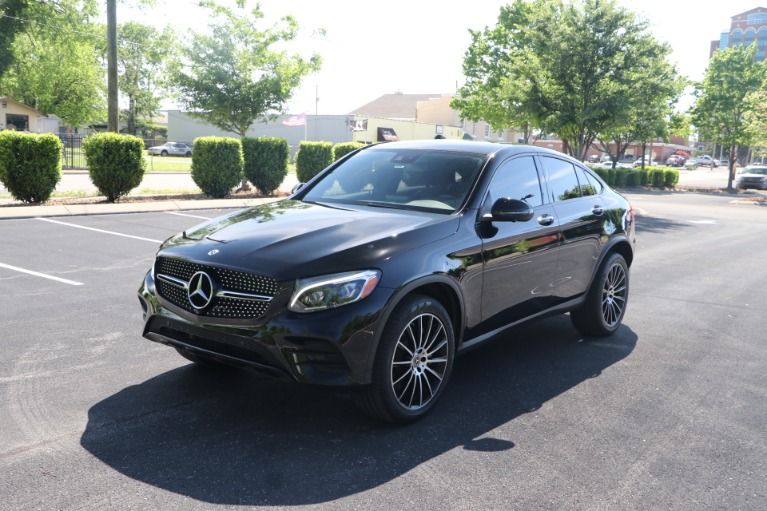 Used 2019 Mercedes-Benz GLC 300 COUPE 4MATIC AMG LINE W/NAV for sale $47,950 at Auto Collection in Murfreesboro TN 37130 2
