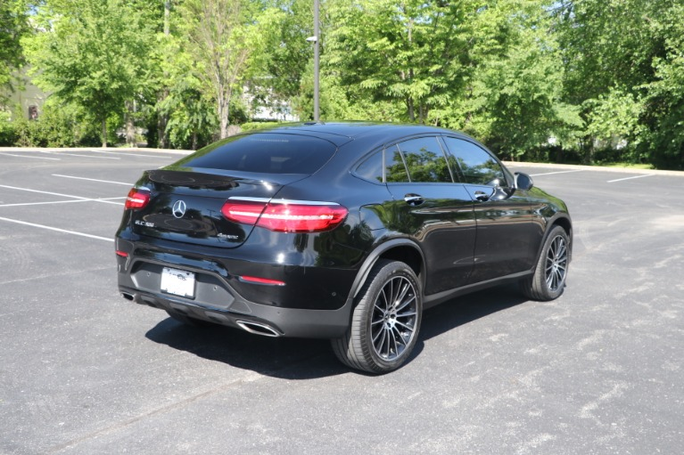 Used 2019 Mercedes-Benz GLC 300 COUPE 4MATIC AMG LINE W/NAV for sale $47,950 at Auto Collection in Murfreesboro TN 37130 3