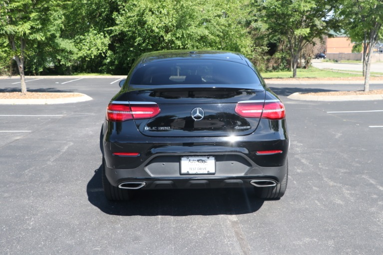 Used 2019 Mercedes-Benz GLC 300 COUPE 4MATIC AMG LINE W/NAV for sale $47,950 at Auto Collection in Murfreesboro TN 37130 6