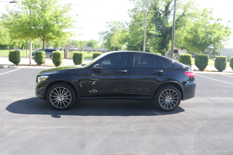 Used 2019 Mercedes-Benz GLC 300 COUPE 4MATIC AMG LINE W/NAV for sale $47,950 at Auto Collection in Murfreesboro TN 37130 7