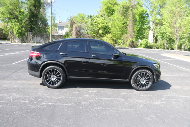 Used 2019 Mercedes-Benz GLC 300 COUPE 4MATIC AMG LINE W/NAV for sale $47,950 at Auto Collection in Murfreesboro TN 37130 8