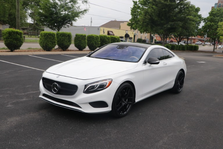 Used 2016 Mercedes-Benz S 550 COUPE 4MATIC W/NAV for sale $64,950 at Auto Collection in Murfreesboro TN 37130 2