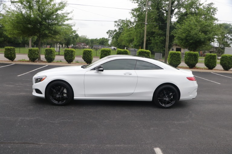 Used 2016 Mercedes-Benz S 550 COUPE 4MATIC W/NAV for sale Sold at Auto Collection in Murfreesboro TN 37130 7