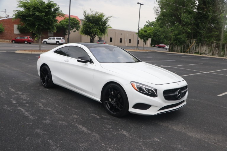 Used 2016 Mercedes-Benz S 550 COUPE 4MATIC W/NAV for sale $64,950 at Auto Collection in Murfreesboro TN 37130 1