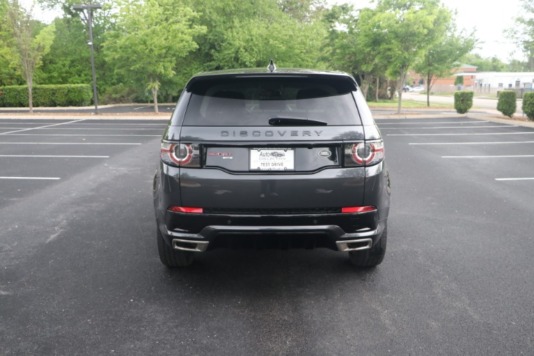 Used 2017 Land Rover Discovery SPORT HSE DYNAMIC W/NAV for sale $33,950 at Auto Collection in Murfreesboro TN 37130 6